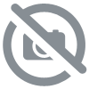 T shirt Girl Power Bleu